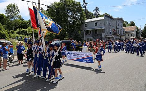 OFA marching band