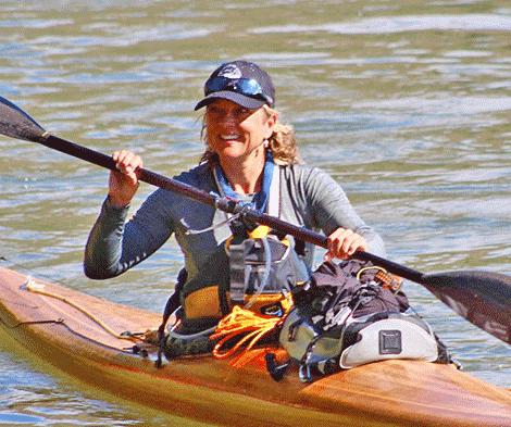 potsdam woman a winner in 444 mile yukon kayak challenge