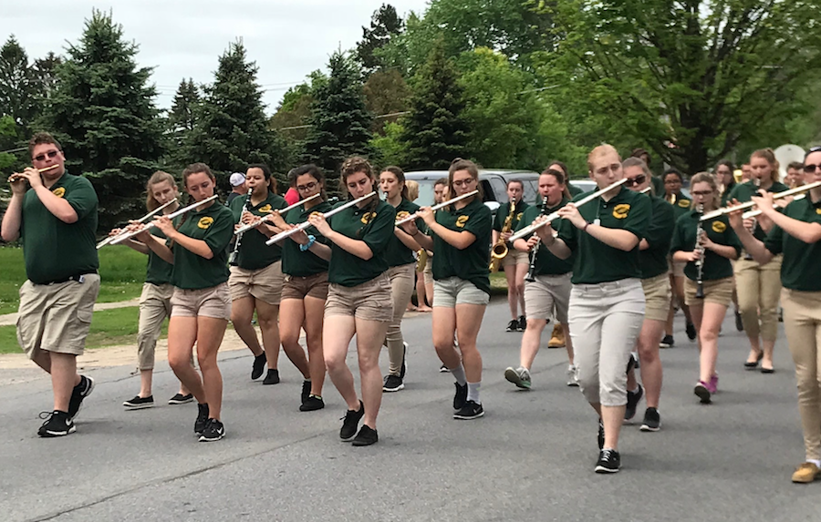 Norwood-Norfolk High School Band