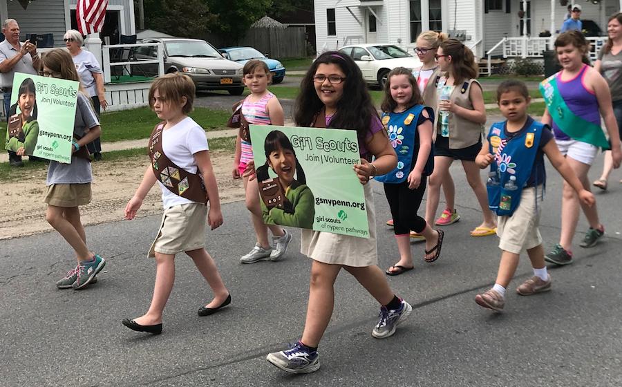 Girl Scout Troop 60351