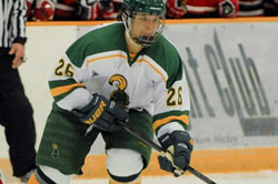 Jamie Lee Rattray was named ECAC Hockey Player of the Week - photo by Jim Meagher