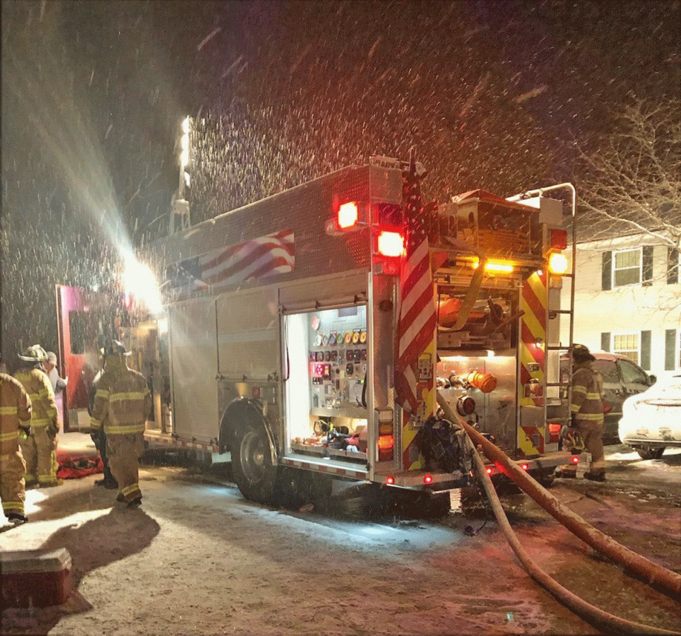Potsdam Fire That Led To Evacuation Of 24 Apartments Allegedly Started In A Bathroom