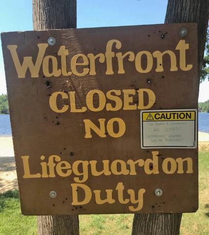 Hannawa-Falls-Postwood-Park-beach-July-18-sign.png