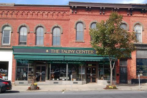 TAUNY building.